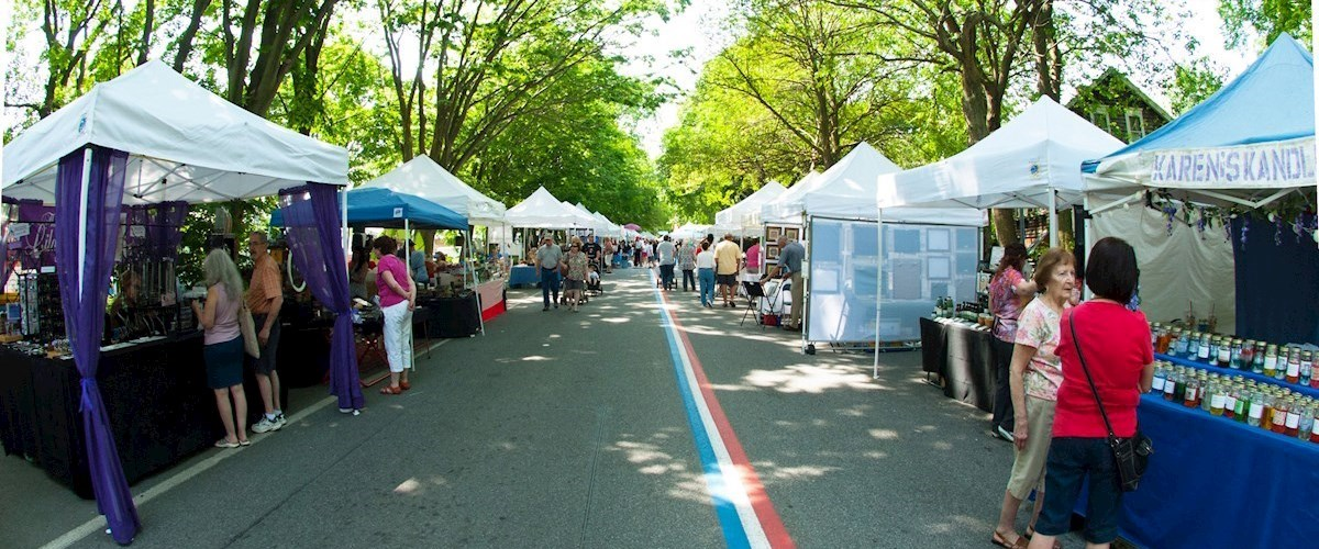 Gaspee Days Arts & Crafts Festival | May 26-28