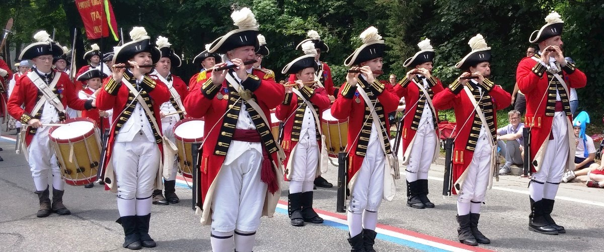 Gaspee Days Parade | June 9