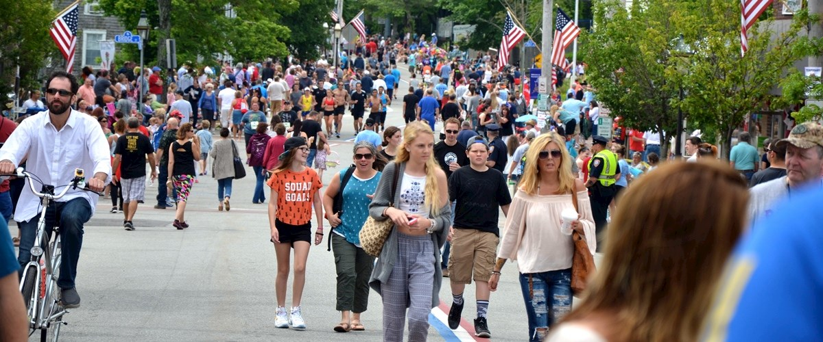 Gaspee Days | May-June