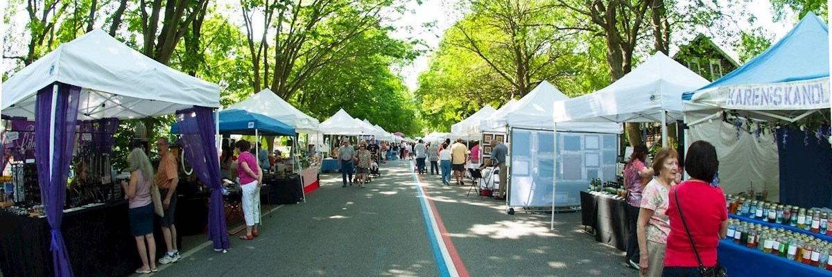2019 Gaspee Days Arts and Crafts Festival
